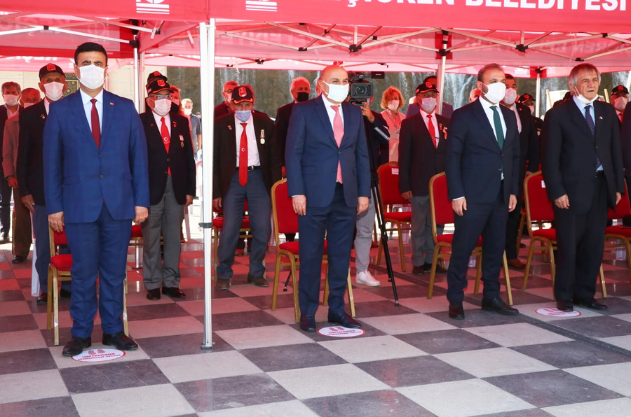 President Altınok: We redeemed our lands by saying `either independence or death`