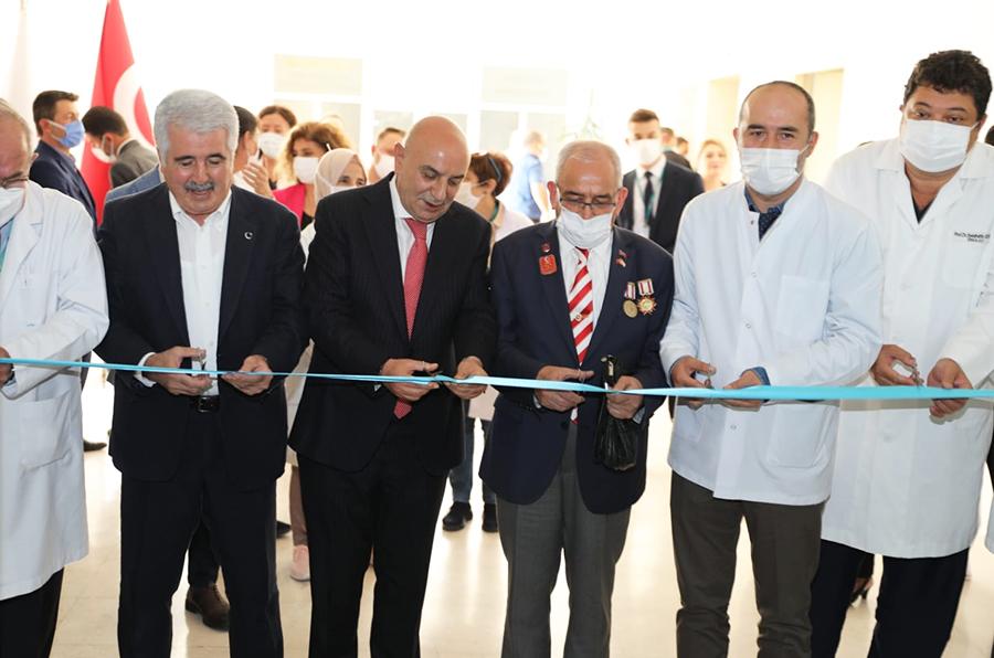 Keçiören Belediyesi yeniledi Gata Üroloji Kliniği açıldı