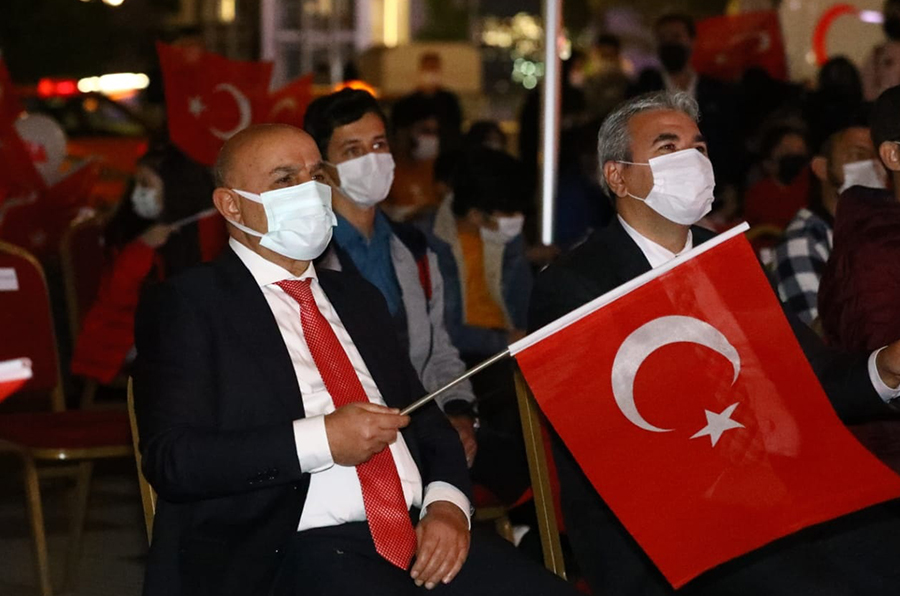 Three days of  Republic Day enthusiasm in Keçiören